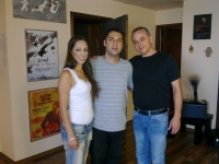 עם אורי פיינמן ונדב ביטון